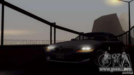 SA_gline para GTA San Andreas tercera pantalla