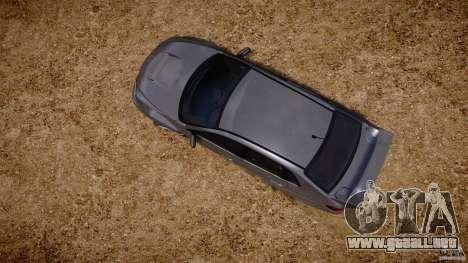 Subaru Impreza WRX STi 2011 para GTA motor 4