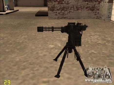 Turrel′ para GTA San Andreas tercera pantalla