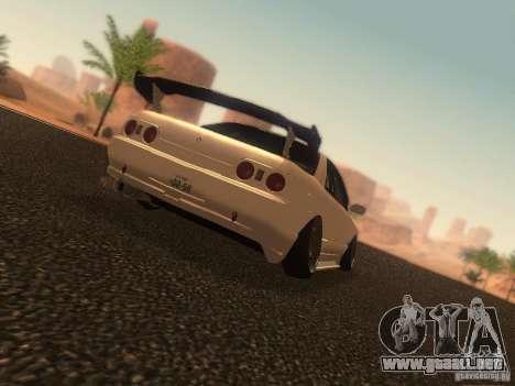 Nissan Skyline GTS R32 JDM para GTA San Andreas left