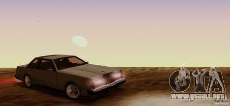 Virgo Continental para la visión correcta GTA San Andreas