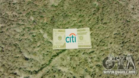 Estados Unidos los billetes en denominaciones de para GTA 4