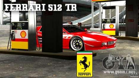 Ferrari 512 TR BBS para GTA 4 left