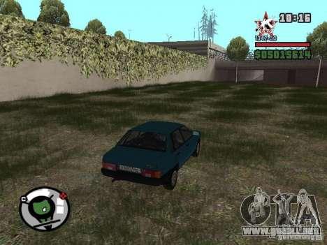 Todas Ruas v3.0 (San Fierro) para GTA San Andreas sucesivamente de pantalla