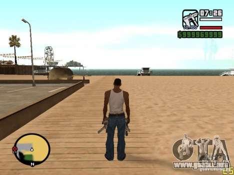 Cambiar el radar de zoom para GTA San Andreas tercera pantalla