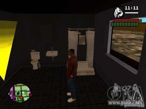 Privado CJ para GTA San Andreas