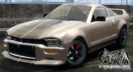 Rey del camino de Flatout Ultimate Carnage para GTA 4