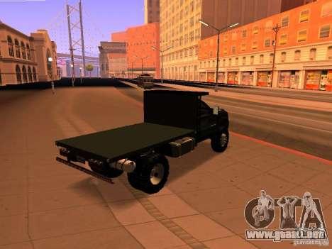 Chevrolet Silverado HD 3500 2012 para GTA San Andreas left