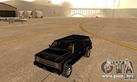 Autumn Mod v3.5Lite para GTA San Andreas novena de pantalla