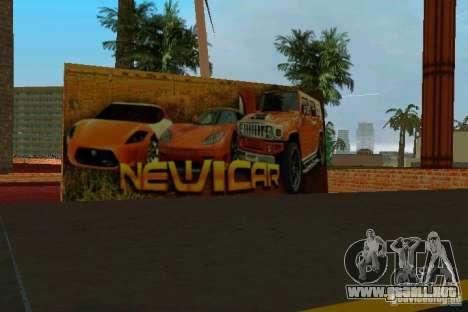 Motorshow para GTA Vice City sexta pantalla