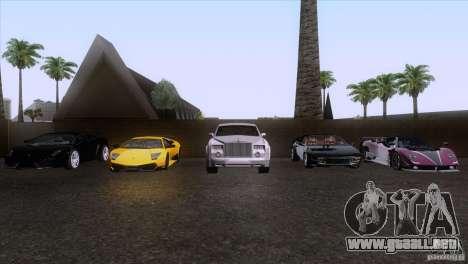 Rolls Royce Phantom Hamann para el motor de GTA San Andreas
