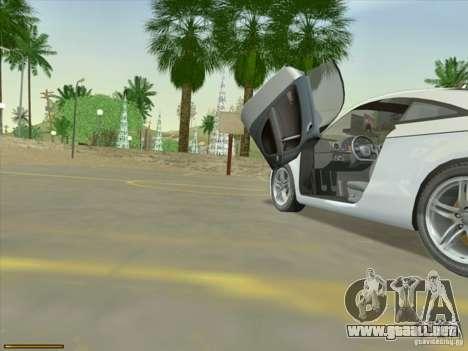 Audi TT Custom para la visión correcta GTA San Andreas