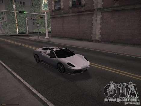 LiberrtySun Graphics ENB v2.0 para GTA San Andreas sexta pantalla