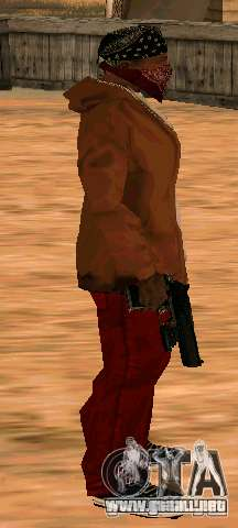 MW2 Deagle para GTA San Andreas