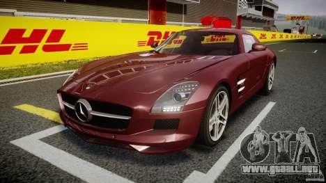 Mercedes-Benz SLS AMG 2010 [EPM] para GTA 4 left