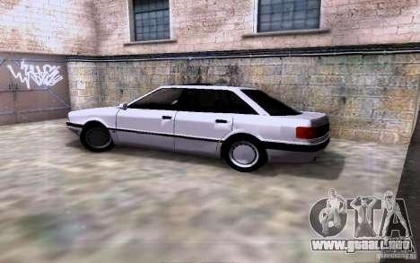 Audi 90 Quattro para visión interna GTA San Andreas