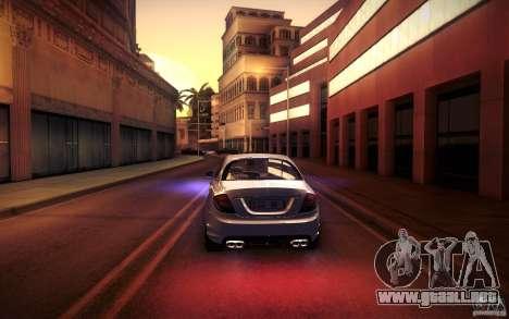 Mercedes Benz CL65 AMG para el motor de GTA San Andreas