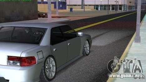 Nuevos faros de Xenon para GTA San Andreas tercera pantalla
