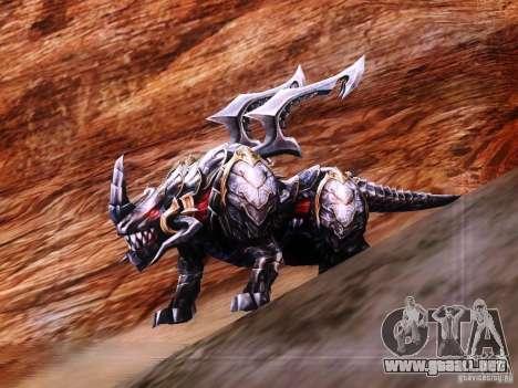 Dragon para GTA San Andreas
