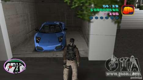 50 Cent Player para GTA Vice City segunda pantalla
