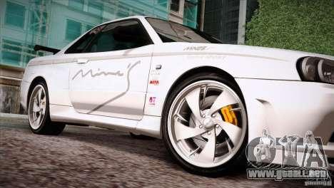FM3 Wheels Pack para GTA San Andreas séptima pantalla
