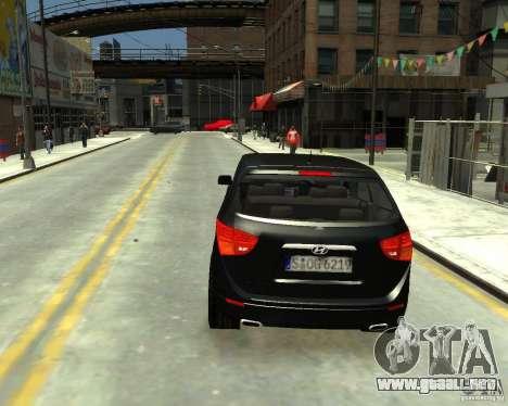 Hyundai IX55 para GTA 4 left