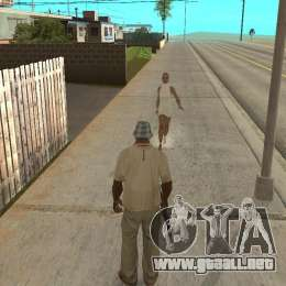 Казанова Kiss v.1.0 для GTA San Andreas четвёртый скриншот.