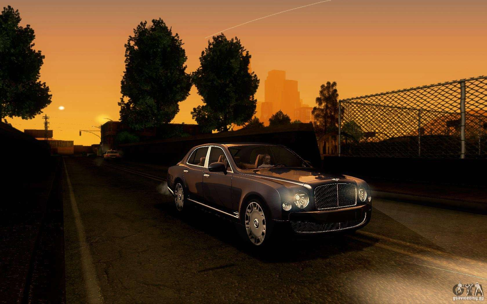 Bentley Mulsanne 2010 V1 0 Para Gta San Andreas