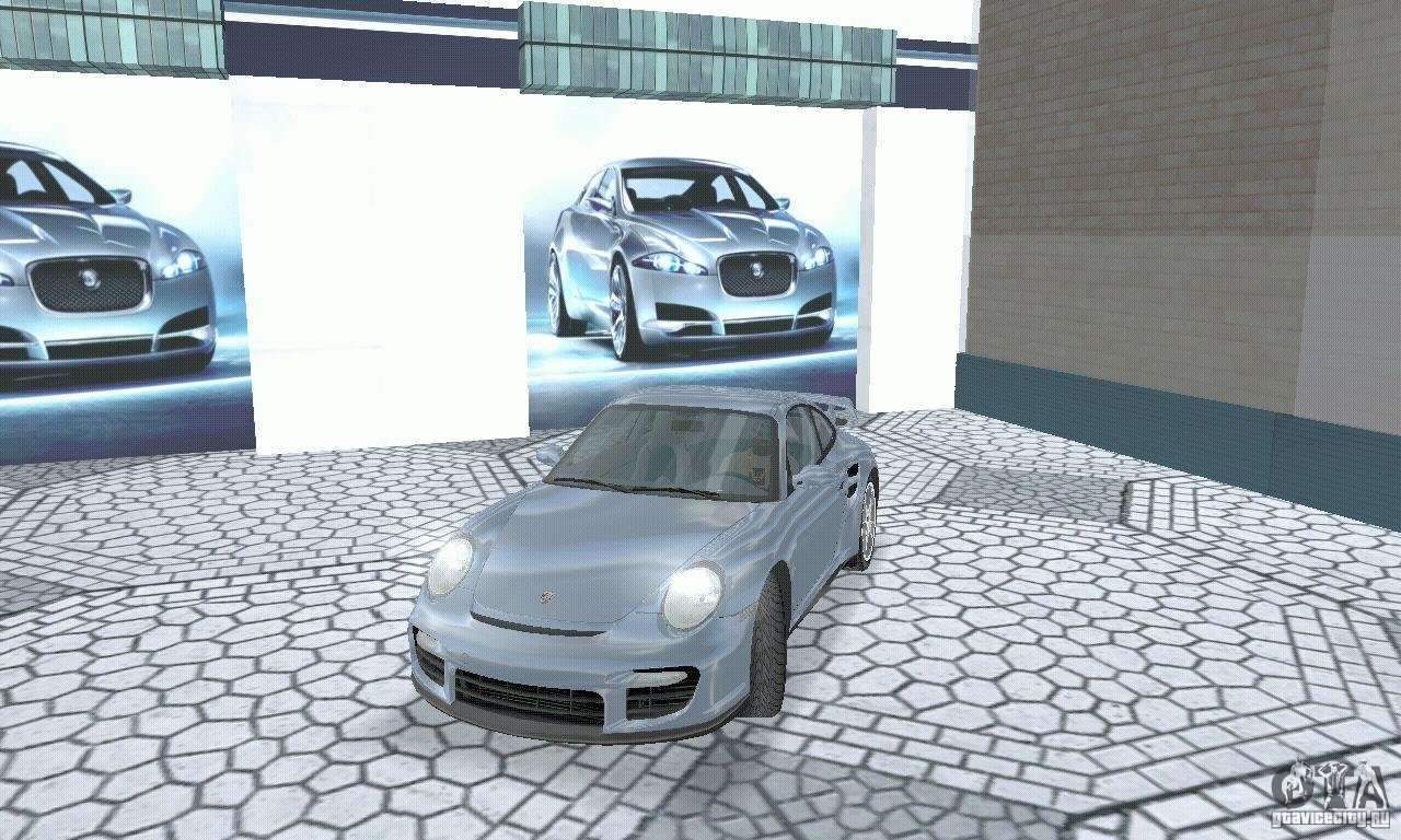 porsche 911 997 gt2 para gta san andreas. Black Bedroom Furniture Sets. Home Design Ideas