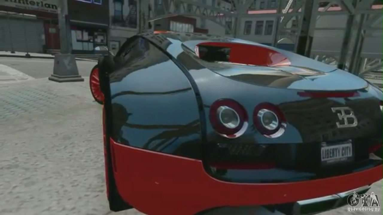 bugatti veyron 16 4 super sport para gta 4. Black Bedroom Furniture Sets. Home Design Ideas