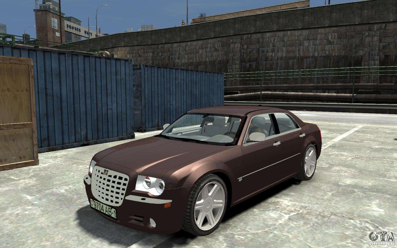 GTA 4 Chrysler 300
