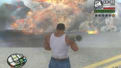 Nuevos efectos para GTA San Andreas