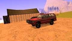 Huntley Superior para GTA San Andreas