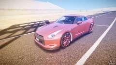 Nissan GT-R R35 2010