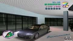 Volkswagen Passat B5+ W8 para GTA Vice City