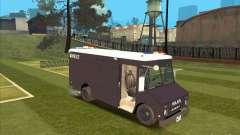 Swat Van from L.A. Police