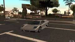 Infernus de GTA 4