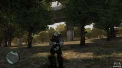 Gears Of War Grunt v1.0 para GTA 4