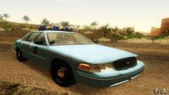 Ford Crown Victoria Maine Police