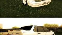 VAZ 2115 Restyling 2010 para GTA San Andreas