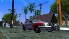 Ford Crown Victoria Police Patrol para GTA San Andreas