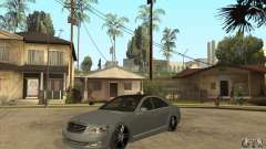 Mercedes Benz Panorama 2011 para GTA San Andreas