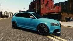 Audi RS3 Sportback V1.0 para GTA 4