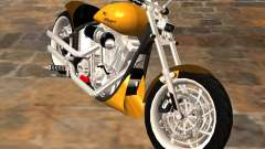 Race chopper by DMC para GTA San Andreas