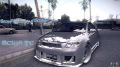 Scion Tc Street Tuning para GTA San Andreas