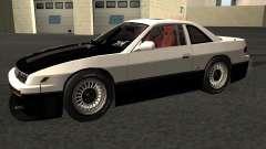 Nissan Silvia S13 streets phenomenon para GTA San Andreas