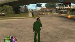 Asssassin Creed Style para GTA San Andreas