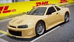 Nissan Skyline R34 v1.0 para GTA 4