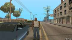 Theft of vehicles 1.0 para GTA San Andreas