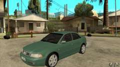Audi S4 2000 para GTA San Andreas
